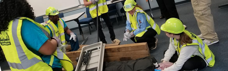 MyPI Teens Practice Cribbing
